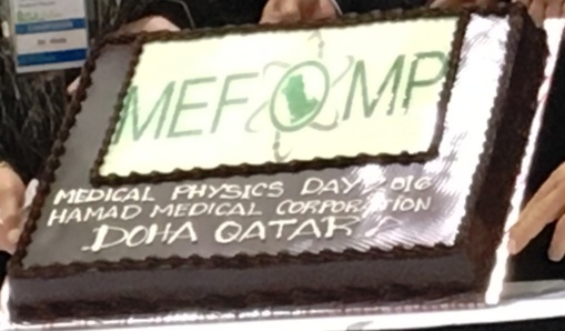 MEFOMP celebrated IDMP in QATAR