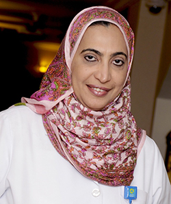 Dr. Huda Al Naemi - Hamad Medical Corporation, Qatar
