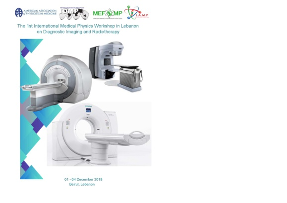 The First Medical Physics Workshop in Diagnostic Imaging and Radiotherapy
