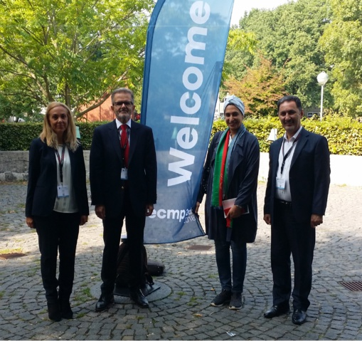 Meeting between IOMP, MEFOMP and EFOMP during the European Conference on Medical Physics (ECMP 2018)