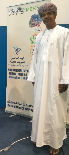 IOMP approved Oman Medical Physics Association (OMPA) as a new member