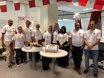 Qatar Medical Physics Society (QaMPS) celebrate IDMP 2018