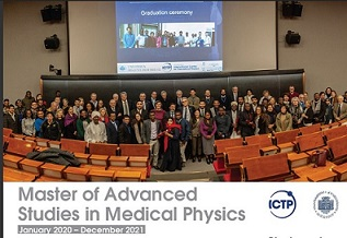 Master of Advanced Studies in Medical Physics