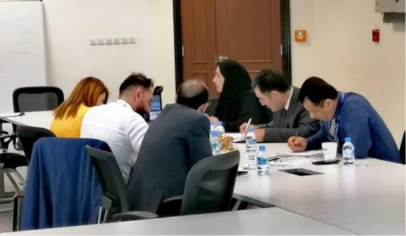 MEFOMP Executive Council Meeting in Doha, Qatar