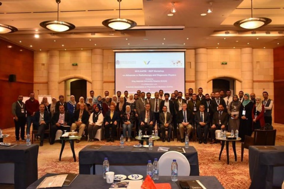 Workshop on Advances in Radiology and Diagnostic Physics in Amman, Jordan
