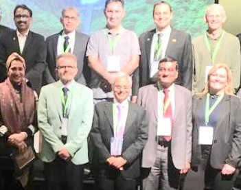 MEFOMP presented in 24th International Conference on Medical Physics (ICMP)