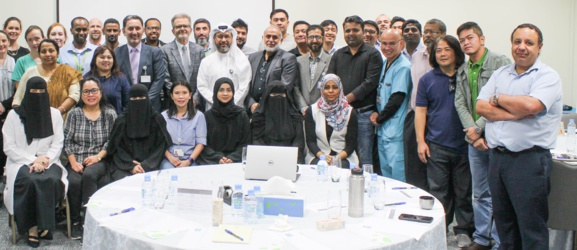 QaMPS Organize Radiation Protection Training Course