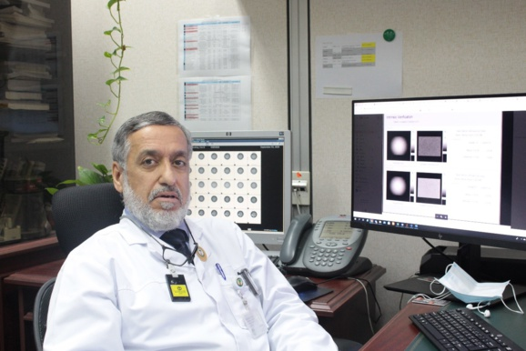 The role of medical physicist in the ACR accreditation for KFSHRC, Riyadh, KSA