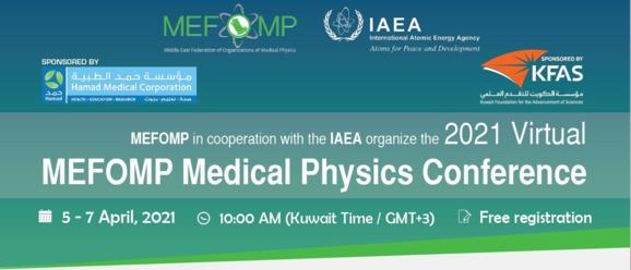 2021 Virtual MEFOMP Medical Physics Conference