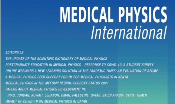 MEFOMP huge contribution lead to one of the largest issues of MPI Journal