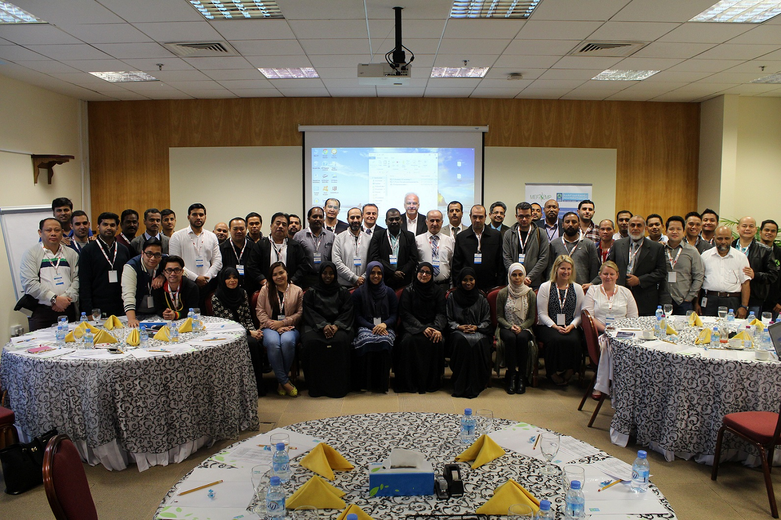 Advances in Computed Tomography Workshop in DOHA