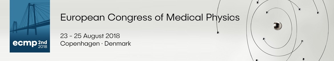 2nd European Congress of Medical Physics         (http://ecmp2018.org/.)