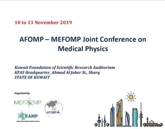 AFOMP - MEFOMP Joint Conference on Medical Physics