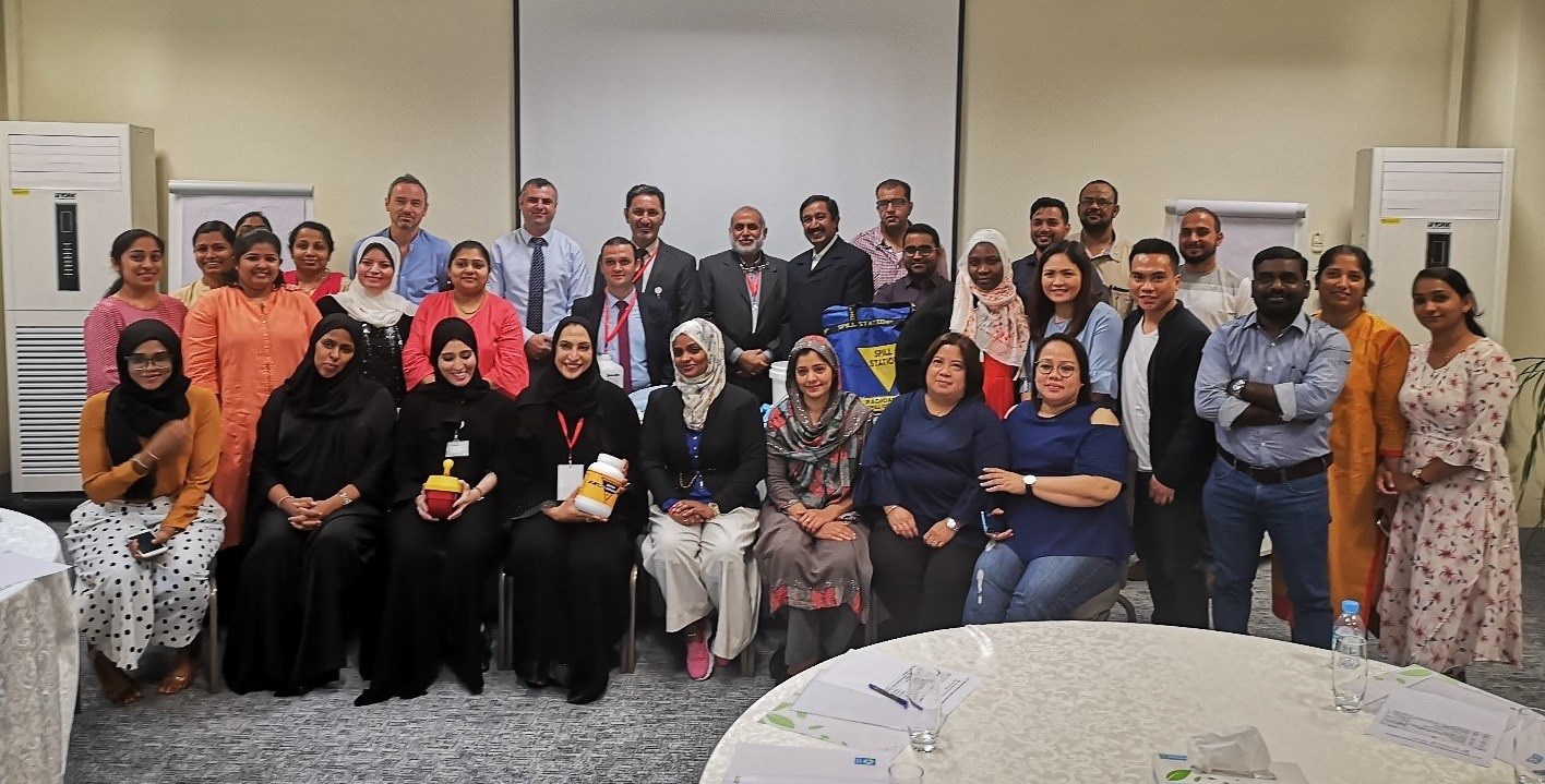 Radiation Protection Training Workshops held in Doha, Qatar