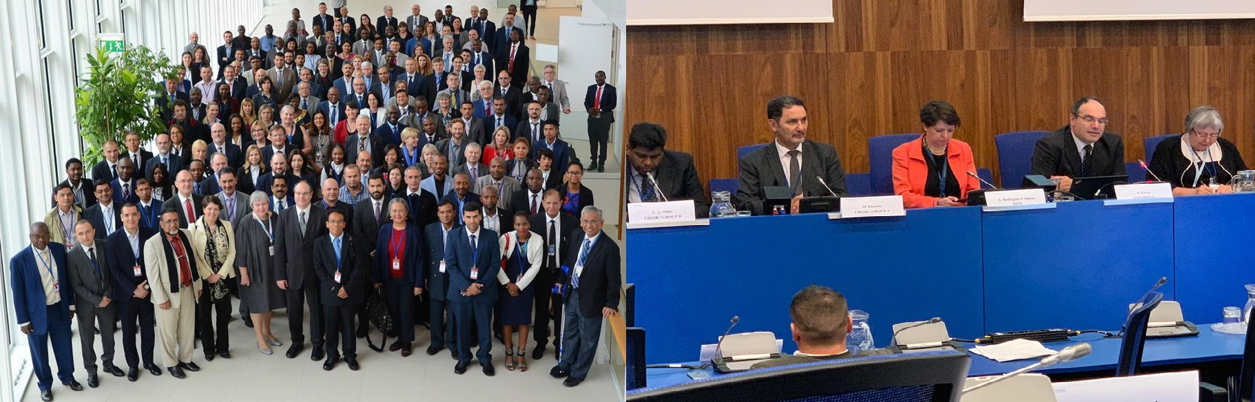 MEFOMP Countries are included in a wider Implementation of IAEA Code of Conduct to Enhance Safety and Security. Vienna, 27 to 31 May, 2019