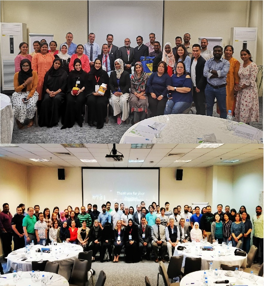 Radiation Protection Training Workshops in Qatar held in Doha, Qatar