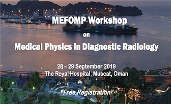 Workshop on Medical Physics in Diagnostic Radiology - Muscat