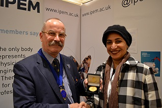 IPEM 2019 Healthcare Gold Medal Award Winner