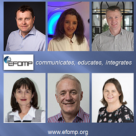 EFOMP New Officers  Elections 2020