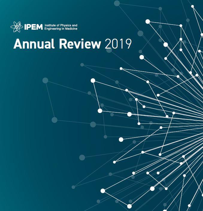 MEFOMP President Award in the IPEM Annual Review 2019