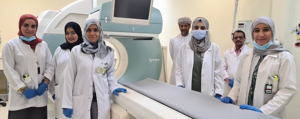 High motivation and dedication of medical physicists during current crises in Oman