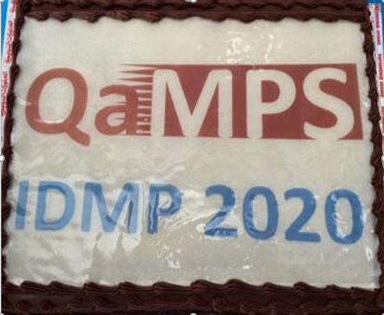 QaMPS celebration for IDMP 2020
