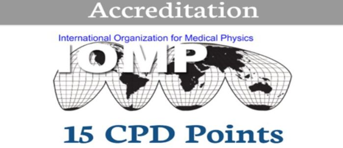 IOMP CPD accreditation for the MEFOMP Virtual Conference