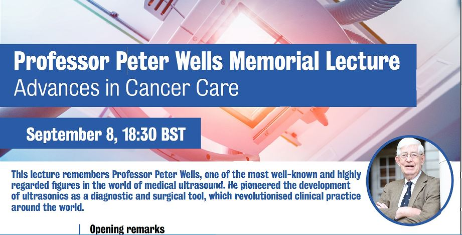 """Memorial Lecture about """"Advances in Cancer Care"""""""