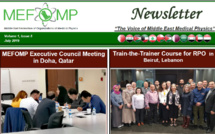 MEFOMP Fifth Newsletter