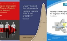 Books exhibited at 2021 Virtual MEFOMP Conference